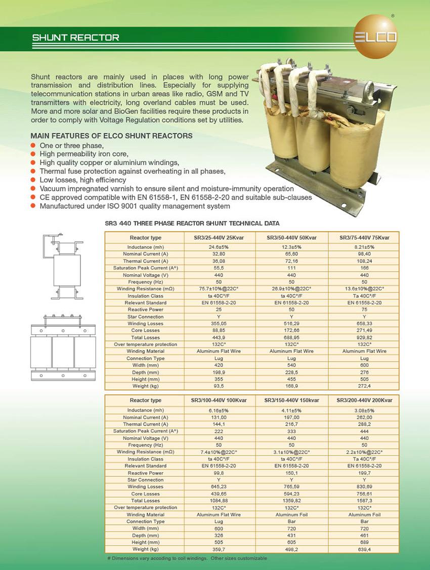 Shunt-Reactor